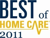 Best Home Care Provider 2011