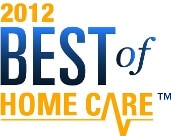 Best Home Care Provider 2012
