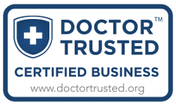 doctor trusted business logo