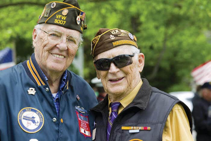 Are You Taking Advantage of U.S. Veterans Benefits?