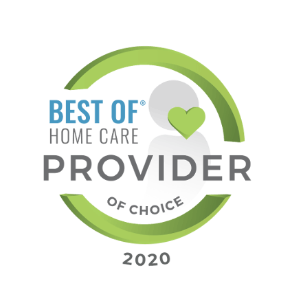 2020 NJ Home Care Provider of Choice
