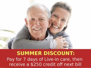 home care NJ discount