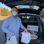Hunterdon Care Center Snack Van Drop Off