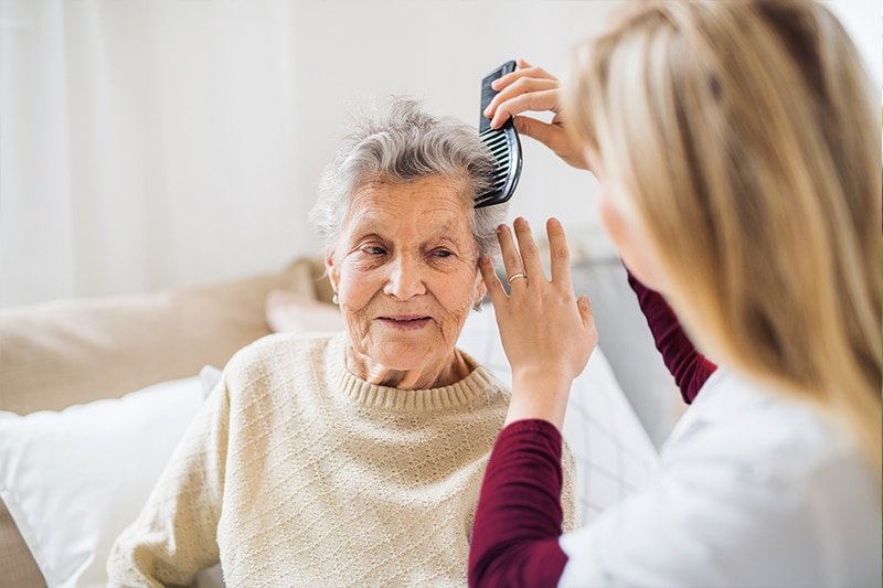 Personal Care at Home in New Jersey